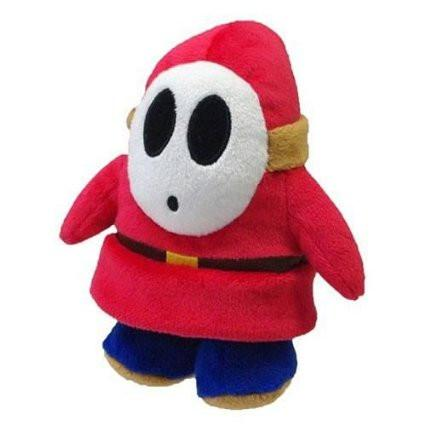 "Nintendo Official Shy Guy 5"" Plush - Peazz.com"