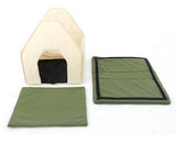 Merske MK10003 Soft Foldable Dog House - Peazz.com - 5
