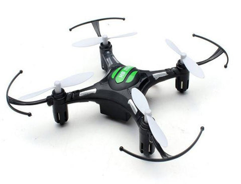 Eachine H8 Mini Headless Mode 2.4G 4CH 6 Axis Quadcopter RTF RC Helicopter - Black - WarehouseSpot