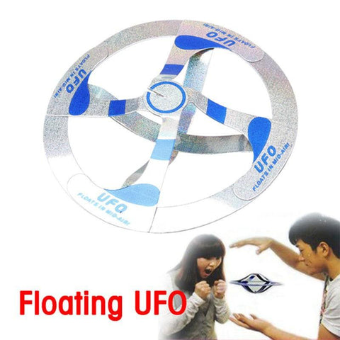 Merske MK10021 Amazing Mystery UFO Floating Flying Disk Saucer - Peazz.com - 1