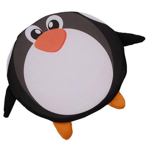 Merske MK10027 Soft Outdoor Cloth Frisbee - Penguin - Peazz.com - 1