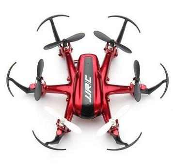 Merske MK10079 One-Key-Return R/C Drone 2.4G 4Ch 6Axis Nano Hexacopter Quadcopter 3D Rollover Headless - Red - Peazz.com - 1