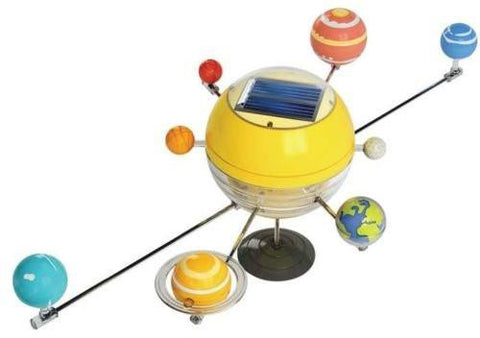 OWI MSK679 The Solar System - Mini Solar Kit - Peazz.com