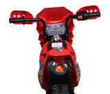 "Angry Birds ""Red"" 6V Battery Operated Kids Ride On Dirt Bike - Red - WarehouseSpot"