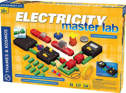 Thames & Kosmos 620813 Electricity: Master Lab