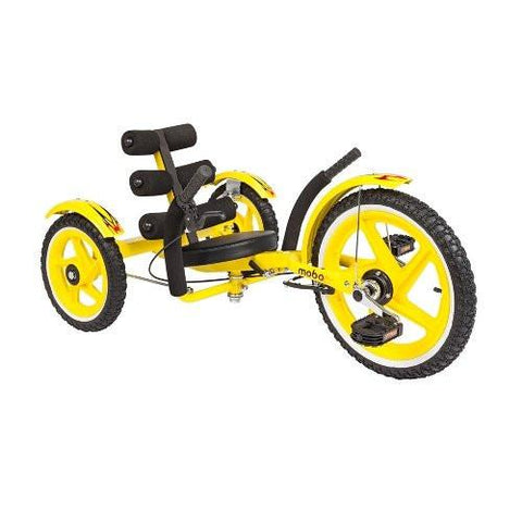 Mobo Cruiser TRI-202Y Mobo Mobito Sports (Yellow) - WarehouseSpot