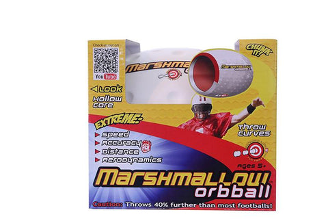 Marshmallow Fun OrbBall Classic 1393 Ball - WarehouseSpot