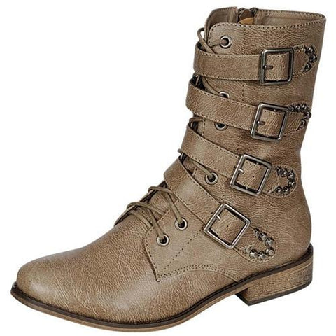 Harley-14 Mid-Calf Boot - Peazz.com