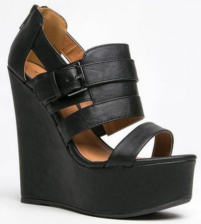 Florence-12 Wedge Sandals - WarehouseSpot