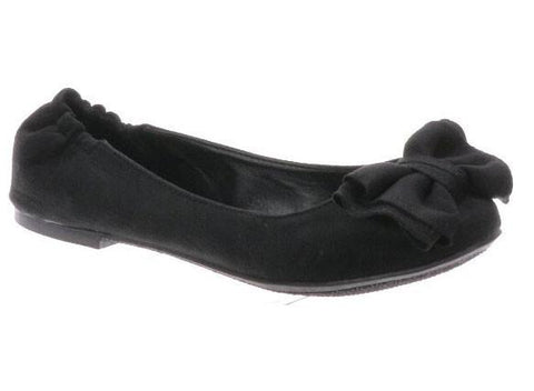 Alice-22W Bow Deco Ballerina Flat - WarehouseSpot