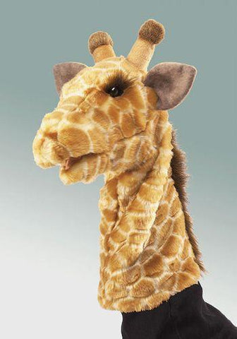 Folkmanis Giraffe Stage Puppet Stage Puppet - 2561 - Peazz.com