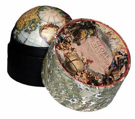 Authentic Models GL027 1745 Vaugondy Globe In A Box, Small - WarehouseSpot