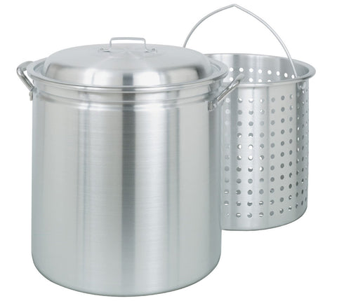 Bayou Classic 42 Quart Fryer / Steamer Stock Pot - WarehouseSpot