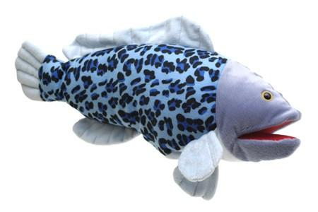 "16"" Half Spotted Hank Puppet - WarehouseSpot"