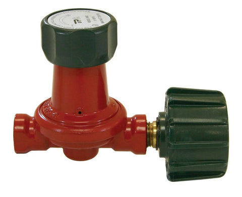 Bayou Classic High-Pressure 30 Psi Adjustable Regulator - WarehouseSpot