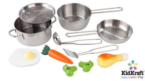 KidKraft Metal Accessories Set 63186 - Peazz.com
