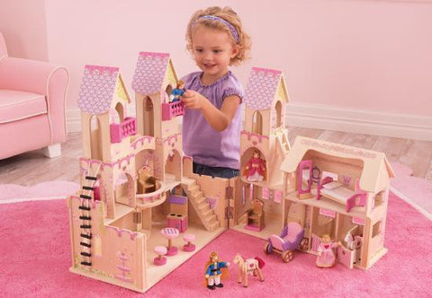 KidKraft 65259 Princess Castle Playset - Peazz.com