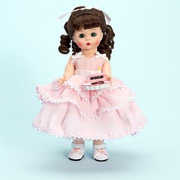 Madame Alexander Happy Birthday Wendy 8 in doll - Brunette - Peazz.com