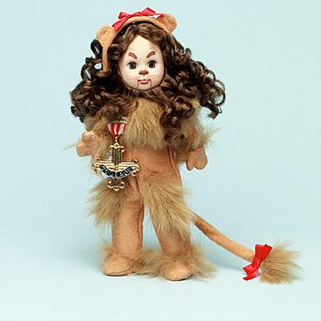 Madame Alexander Cowardly Lion - Jack 8 in doll - Peazz.com