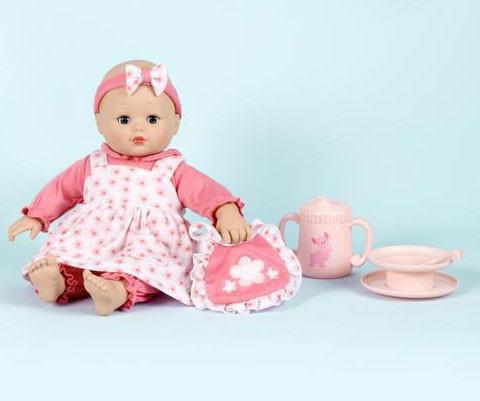 "Feeding Baby Baby Cuddles®  - 14"" (46848) - WarehouseSpot"