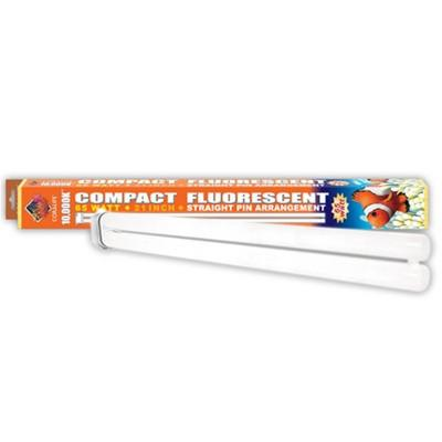 Coralife 24W 10K Straight Pin Compact Fluorescent Lamp (54330) - WarehouseSpot