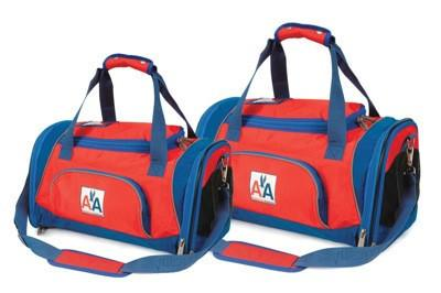 Sherpa 85061 American Airlines Duffle Red (Medium) - WarehouseSpot