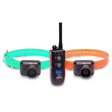 Dogtra Training and Beeper 2 Dog 1 Mile Trainer 400 Yard Beeper 2502T&B - WarehouseSpot