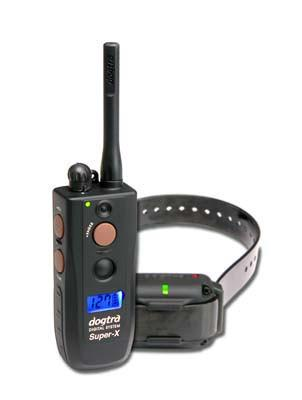 Dogtra Super-X 1 Mile Remote Trainer 3500NCP - WarehouseSpot