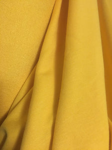 Sarah Ruffle Skirt in Golden Yellow