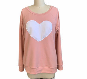 Women's Heart Sweater