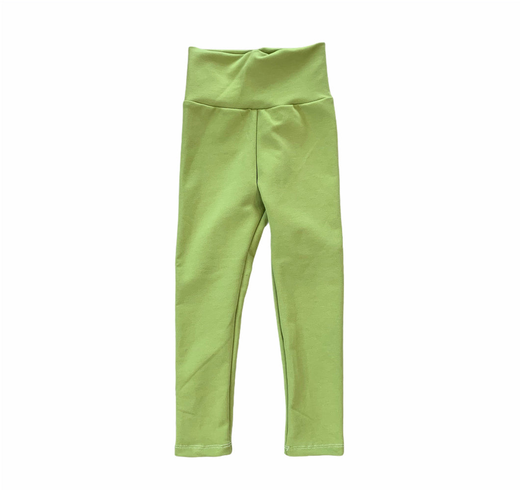 Jena Leggings in Avocado Green