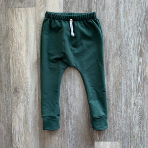 Hunter Harem Pants in Pine