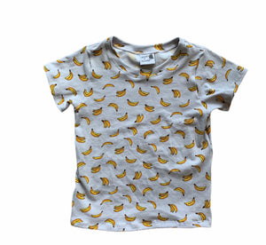 Basic Tee in Bananas