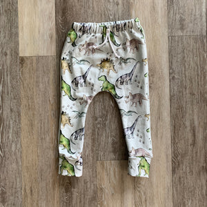 Hunter Harem Pants in Dinos