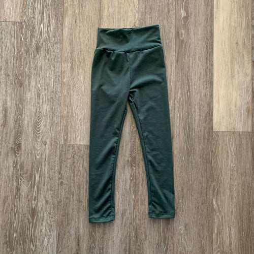 Jena Legging in Pine
