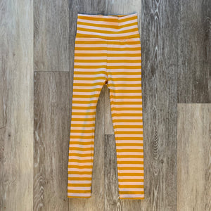 Jena Legging in Pink and Yellow Stripe