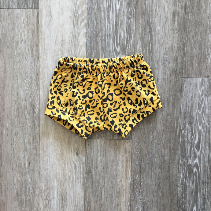 Whitney Shorties in Cheetah