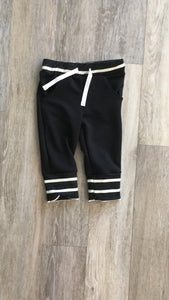Ashley Joggers in Black