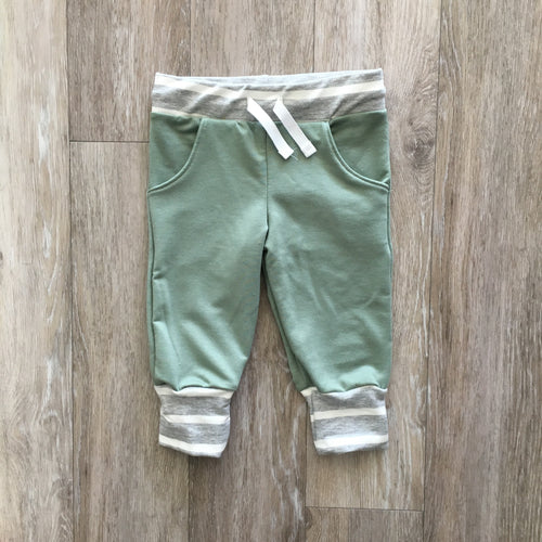 Ashley Joggers in Sage