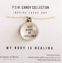 My Body is Healing, Affirmation P.O.M. Spocket