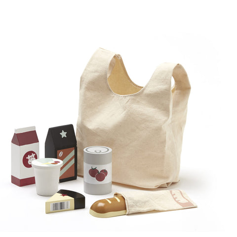Grocery Set with Tote Bag