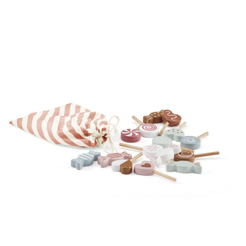 Candy Set - Wooden