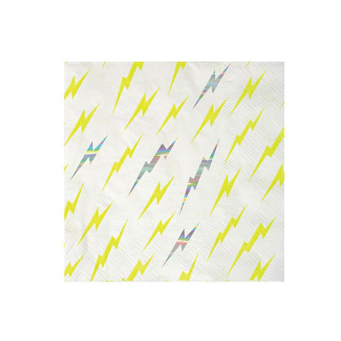 Napkins - Zap - Superhero - Small