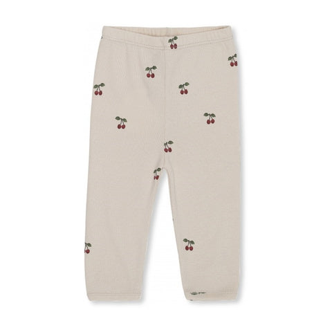 Trousers - Cherry - Blush