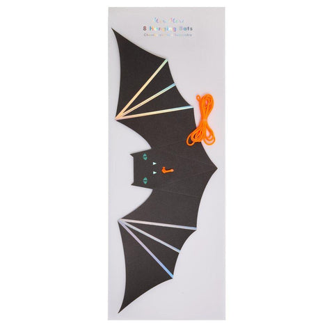 Hanging Bats - Pack of 6