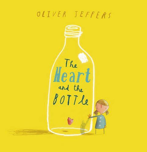 Book - Heart And The Bottle