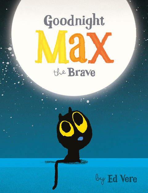 Book - Goodnight Max The Brave