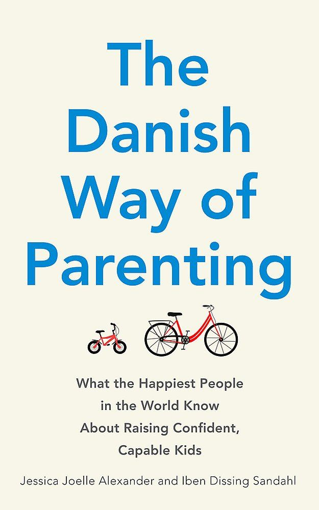 Book - Danish Way Of Parenting