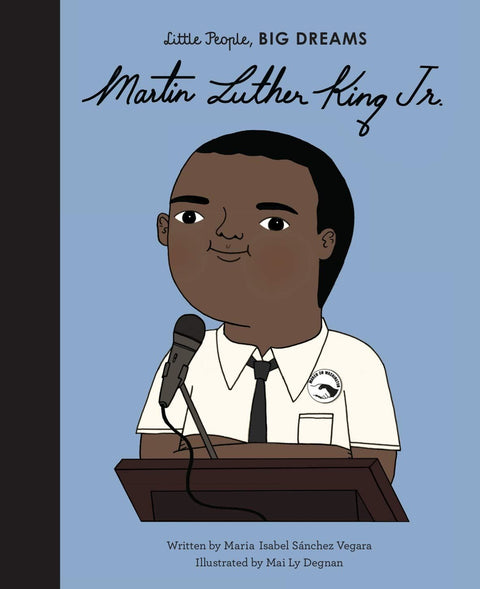 Book - Little People, Big Dreams - Martin Luther King Junior