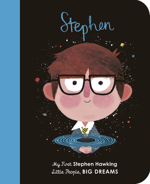 Book - Little People, Big Dreams - Stephen Hawking (Board)